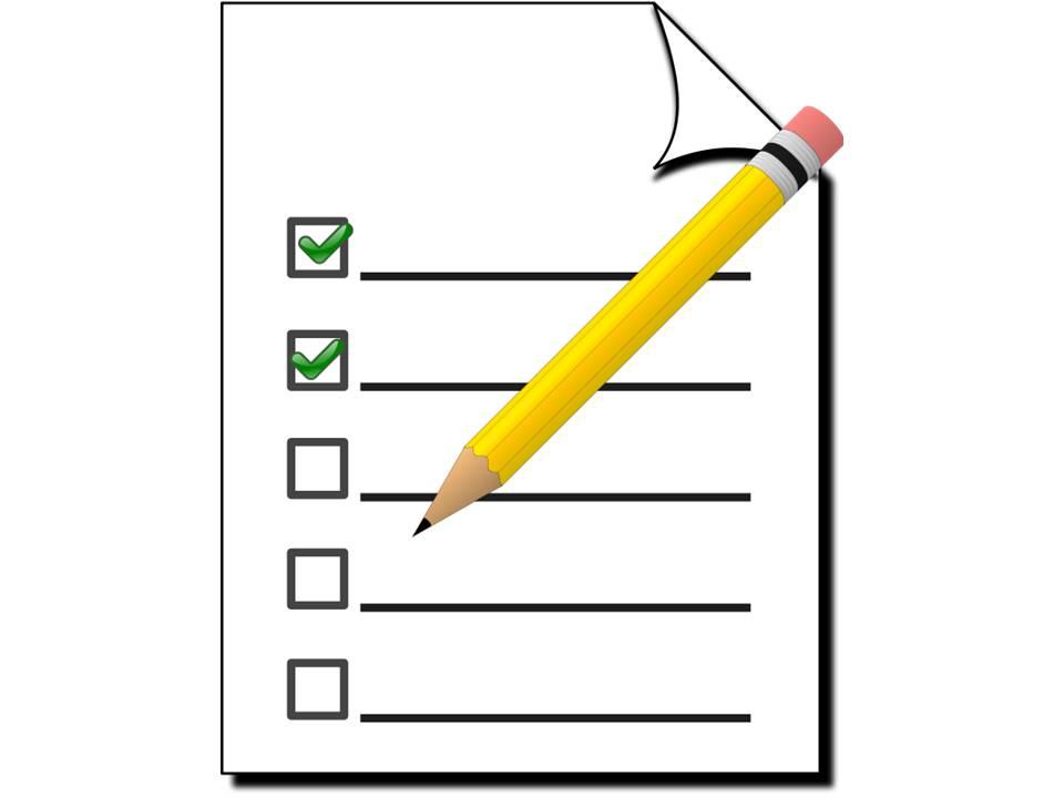 Tick List