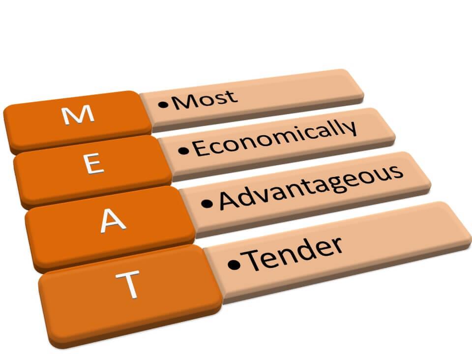 most, economically advantageous tender